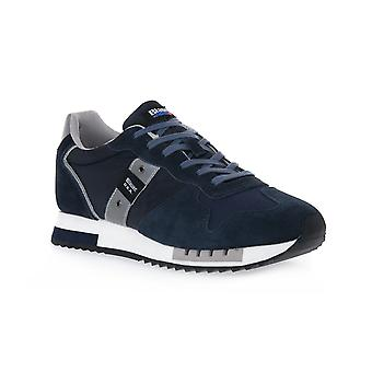 Blauer nav queens sneakers fashion