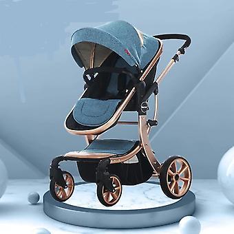 Newborn Baby Carriage Travel Pram