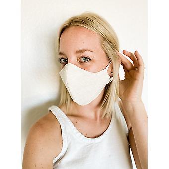 Set von 3 Hanf Gesichtsmasken