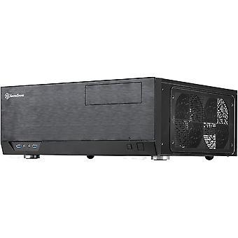 HanFei SST-GD09B - Grandia HTPC ATX Desktop Gehuse mit hochleistungsfhigem und geruscharmen