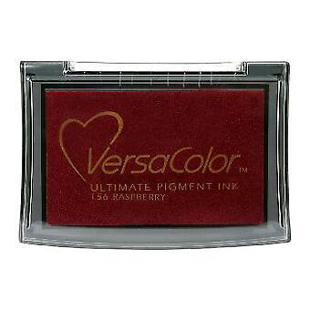Almohadillas de tinta de pigmento Tsukineko Versacolor - Frambuesa