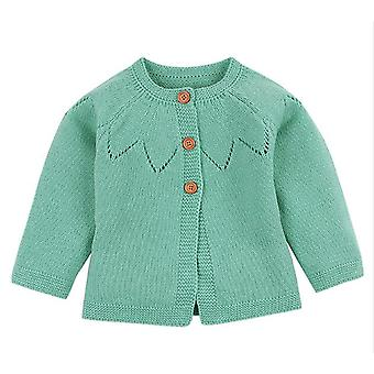 Fashion Spring, Baby Sweater, Cardigans, Autumn Long Sleeve, Newborn Knitted