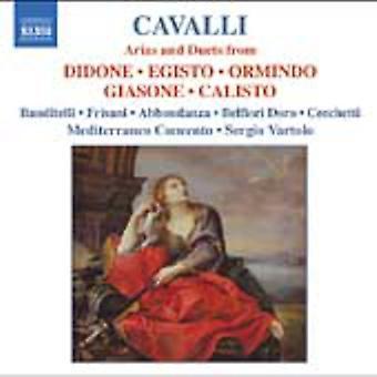 P.F. Cavalli - Cavalli: Arias and Duets [CD] USA import