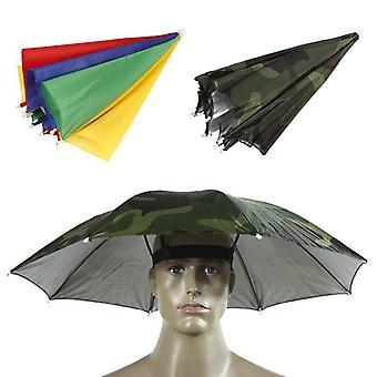 Camping Fish Sun Day New Outdoor Foldable Sun Umbrella
