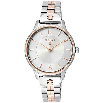 Tous watches len watch for Analog Quartz Woman with stainless steel bracelet 100350430
