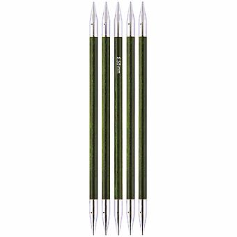 Knitpro Royale: Knitting Pins: Double-Ended: Set of 5: 20cm x 8.00mm