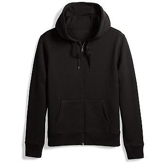 Essentials Miesten & apos;s Full-Zip Huppari Fleece Collegepaita, Navy, X-Large