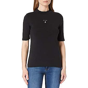 edc av Esprit 021CC1K301 T-Shirt, 001/black, L Woman