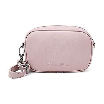 Fritzi aus Preussen Candy Square - Bolsos de hombro para mujer, rosa (Rosa de luz), 5.5x18x13.5 cm (An x Al. )