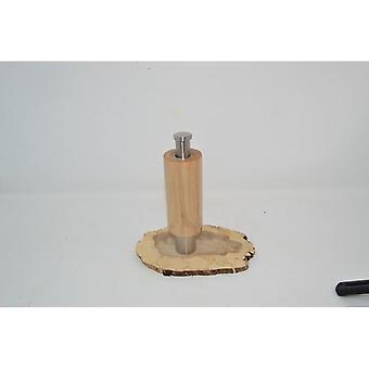 Holz Gewürzmühle Einhand Mühle aus Esche  Pfeffermühle Salzmühle pepper Spice salt mill handmade Made in Austria Geschenk Geschenk-Idee