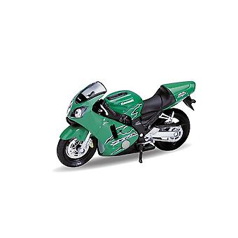 Kawasaki ZX-12R (2001) Diecast modell motorcykel