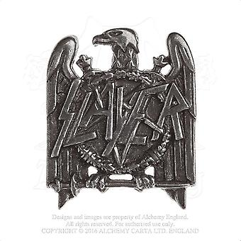 Slayer - Eagle Pin Badge