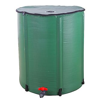 Rain Water Collector Tank Collapsible Barrel 300l