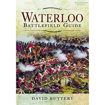 Waterloo Battlefield gids door David boterachtig