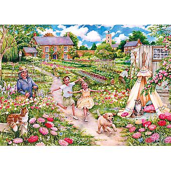Gibsons Childhood Memories Jigsaw Puzzle Jigsaw Puzzle (100 XXL Pieces)