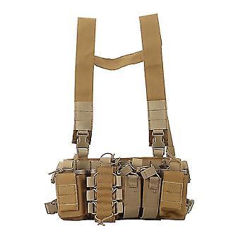Giubbotto tattico militare Molle Combat Placca d'assalto Portaerei Tactical Vest Abbigliamento Outdoor Caccia