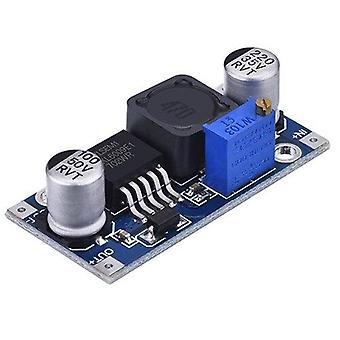 3A regulador de tensão lm2596 lm2596s dc-dc 3-40v módulo de alimentação de step-down ajustável xl6009