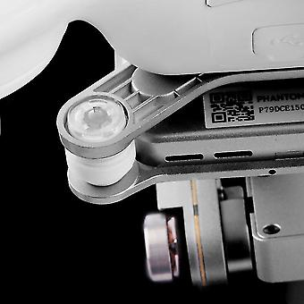 10 pezzi Clear Snap Buckle Anti-shedding S900 Per Phantom 2 Zenmuse H3-3d H4-3d
