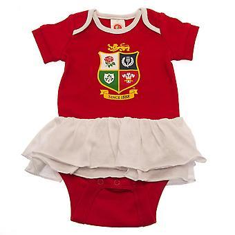 British & Irish Lions Baby Tutu Rock Bodysuit
