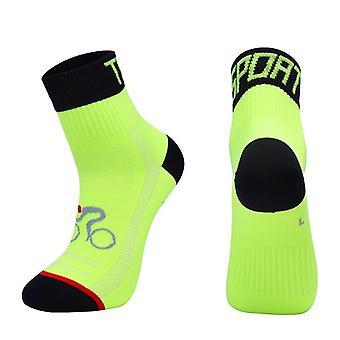 Men Women Cycling Breathable Non-slip Outdoor Sport Sock