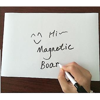 A3 Magnetische droge wissen witte planken