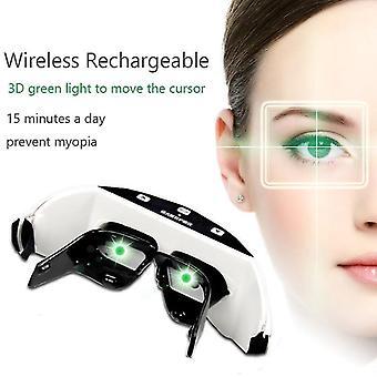 مدلك البصريات 3d تدليك العين لاستعادة 120 درجة الرؤية| تدليك العين| تدليك الرأس تدليك