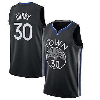 NBA Golden State Warriors Stephen Curry #30 Koripallo jersey (aikuisten koko)