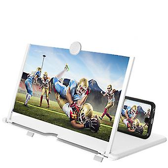 14-inch 3d Phone Screen Amplifier Hd Eyes Protection Display Video Universal Screen Amplifier Support All Smart Phone