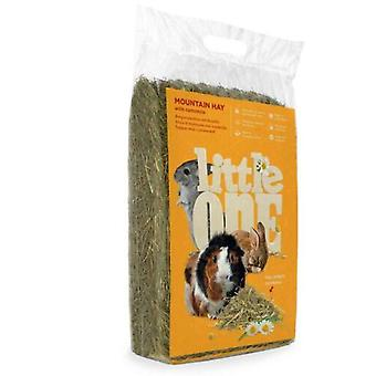 Little One Unpressed Mountain Hay With Chamomile (Small pets , Hay)