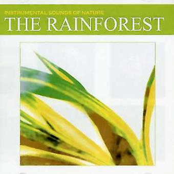 Sounds of Nature - Rainforest [CD] USA import