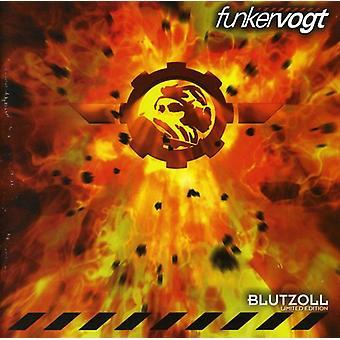 Funker Vogt - Blutzoll [CD] USA import