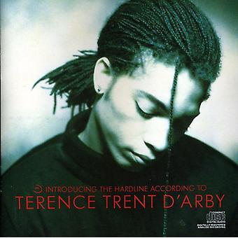 Terence Trent D'Arby - Introducing the Hardline Accor [CD] USA import