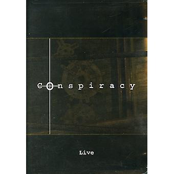 Konspirasjonen - Live [DVD] USA import