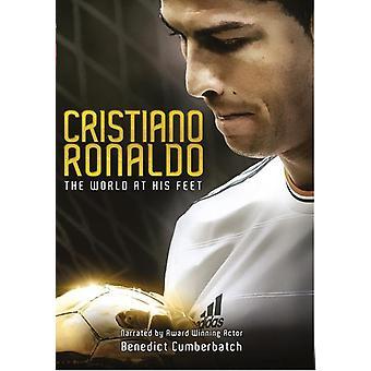 Cristiano Ronaldo: The World at His Feet [DVD] USA import
