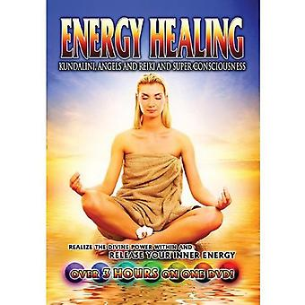 Energy Healing: Kundalini [DVD] USA import