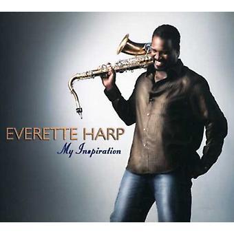 Everette harpe - importation USA My Inspiration [CD]