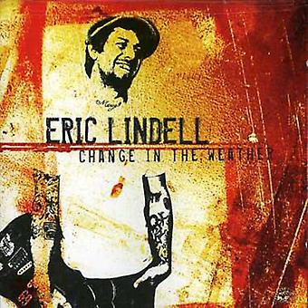 Eric Lindell - endring i været [DVD] USA importere