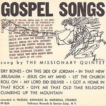 Missionary Quintet - Gospel Songs [CD] USA import