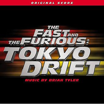 Brian Tyler - The Fast and the Furious: Tokyo Drift [banda sonora] [CD] USA importar