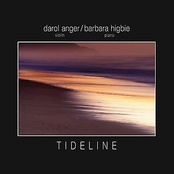Ilska, Darol / Higbie, Barbara - Tideline [CD] USA import