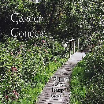 Pilgrim Celtic Harp Trio - Garden Concert [CD] USA import