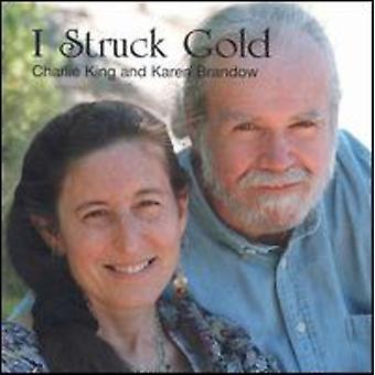キング/ブランダウ - 私を打った金 [CD] USA 輸入