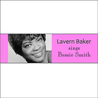 Baker*Lavern - Sings Bessie Smith [Vinyl] USA import