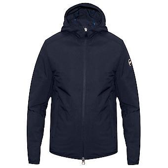 Colmar Navy Padded Full Hood Jacket