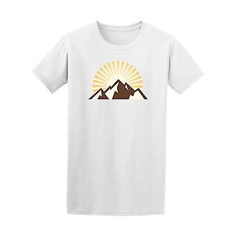 Vintage Mountains Graphic Tee - Image by Shutterstock
