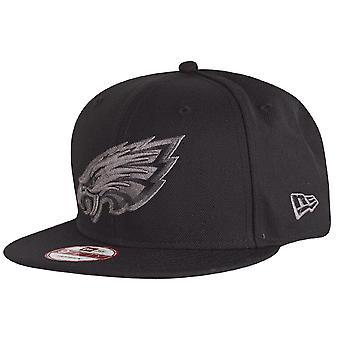 New era 9Fifty snapback cap-Philadelphia Eagles negru
