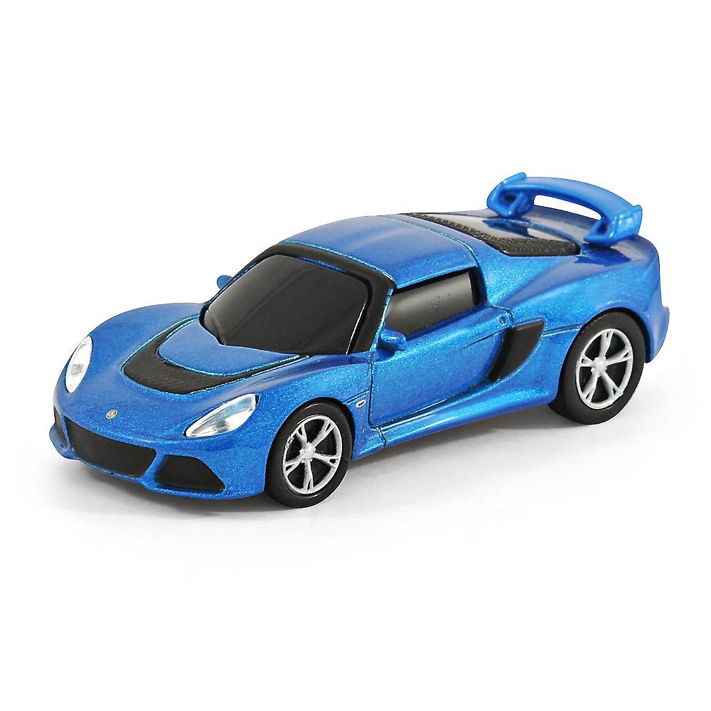 Lotus Exige S Car USB Memory Stick Flash Drive 8Gb - Blue