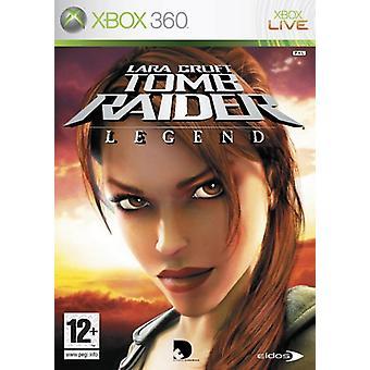 Lara Croft Tomb Raider Legend (Xbox 360)-nieuw