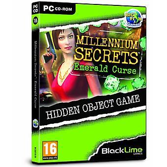 Millennium Secrets Emerald Curse (PC CD) - New