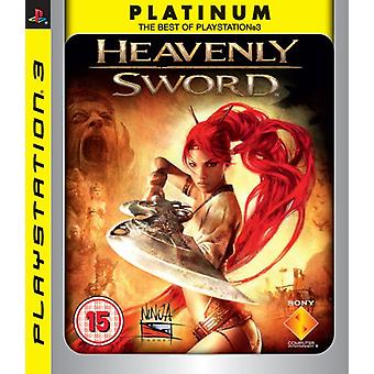 Heavenly Sword - Platinum (PS3) - New